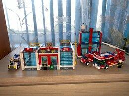 Конструкторы - Лего пожарная часть , 0