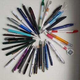 Канцелярские принадлежности - Ручки шариковые новые, 0