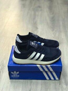 Кроссовки и кеды - Кроссовки Adidas Iniki Blue , 0