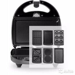 Сэндвичницы и приборы для выпечки - Мультипекарь Redmond RMB-M607, 0