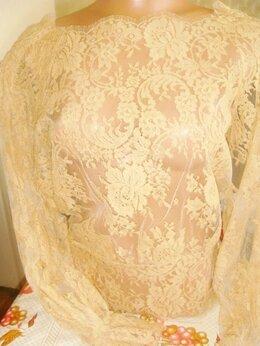 Блузки и кофточки - Блузка венецианское кружево ф.La Perla, 0