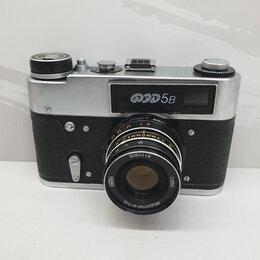 Фотоаппараты - Фoтoаппаpaт Фэд 5B , 0