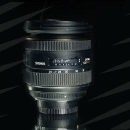 Объективы - Sigma 24-70 mm 2.8 HSM for Nikon // 053 , 0