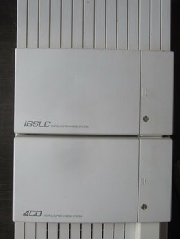 Мини АТС - Мини-АТС Panasonic 1232 (KX-TD1232), 0