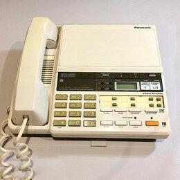 Проводные телефоны - Телефон-автоответчик Panasonic KX-T247B, 0