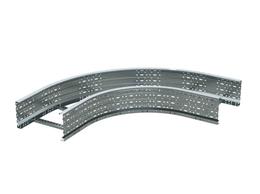 Кабеленесущие системы - DKC Угол лестничный 90 градусов 80x500, горячий…, 0