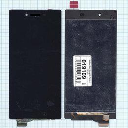 Дисплеи и тачскрины - Модуль - для Sony Xperia Z5 Premium черный,…, 0
