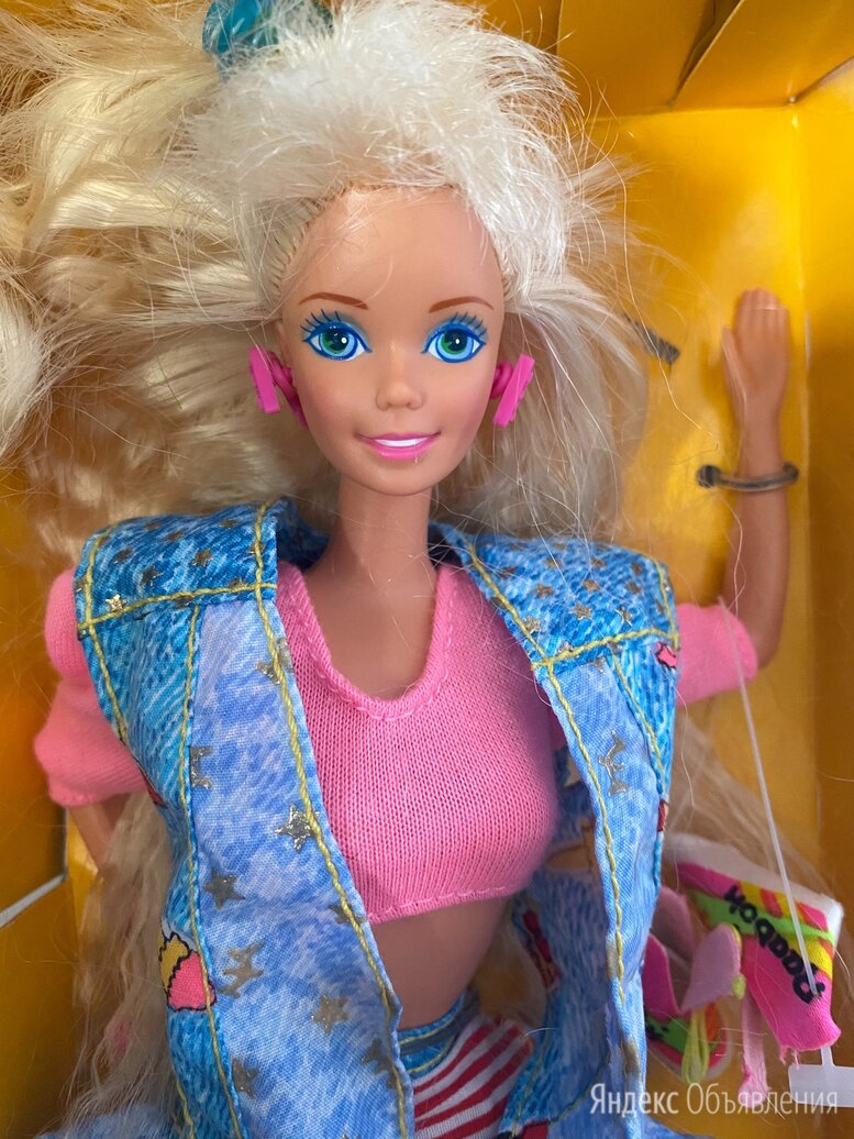 Барби / Barbie all american reebok 1990г, Малайзия по цене 5500₽ - Куклы и пупсы, фото 0