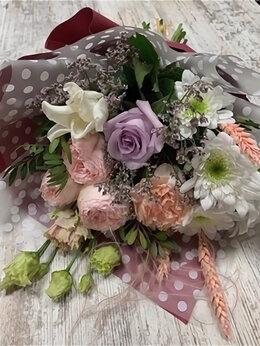 Цветы, букеты, композиции - Деловой букет, 0