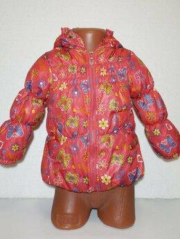 Куртки и пуховики - Куртка «CHILDREN». 2-3 года, рост 92-98 см. , 0