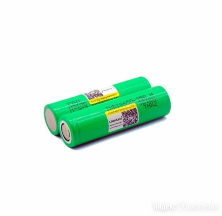 Аккумулятор 18650 по цене 195₽ - Батарейки, фото 0
