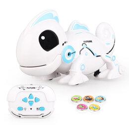Радиоуправляемые игрушки - Радиоуправляемый робот Хамелеон ловитель…, 0