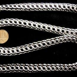Цепи - Серебряная цепь Фараон/Питон.Вес 75,2 грамма,длина 57 см, 0