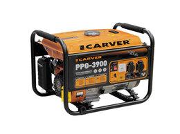 Электрогенераторы - Генератор бензиновый Carver PPG-3900, 0