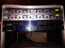 Оборудование для звукозаписывающих студий - Микшерные пульты и процессоры эффектов, 0