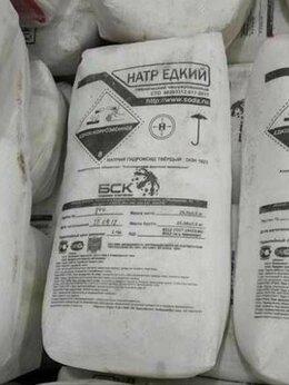 Промышленная химия - Натр едкий, сода каустическая, 0