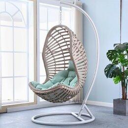 Плетеная мебель - Подвесное кресло AFM-810B Light beige, 0