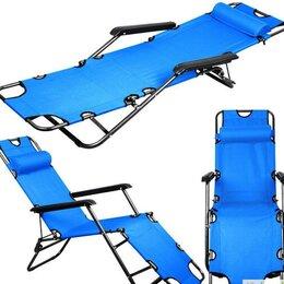 Лежаки и шезлонги - Мебель Кресло уличное лежак шезлонг для отдыха, 0