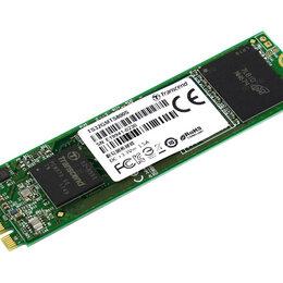 Жёсткие диски и SSD - Твердотельный диск 32GB Transcend MTS800S M.2 SATA, 0