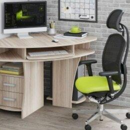 Компьютерные и письменные столы - Стол компьютерный угловой., 0