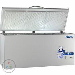 Морозильники - Морозильный ларь POZIS FH-258-1 С, 0