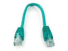 Кабели и разъемы - Патч корд UTP Cablexpert PP6U-0.25M/G кат.6 0.25м , 0