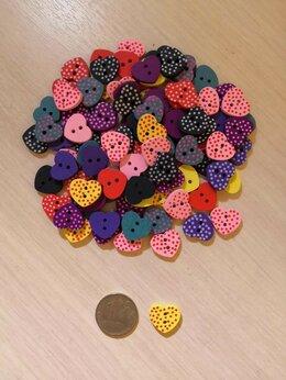 Рукоделие, поделки и товары для них - Пуговицы разные(много) , 0
