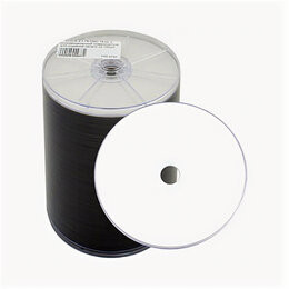Диски - Диски DVD+R CMC 50шт printable cake под печать, 0