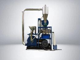 Производственно-техническое оборудование - Мельница роторная для производства ПВХ муки, 0