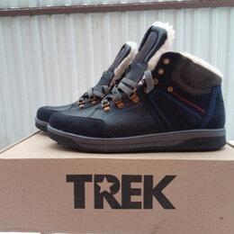 Ботинки - Мужские ботинки зимние новые, 0