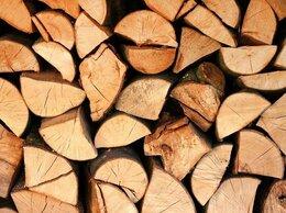 Дрова - колотые дрова, 0