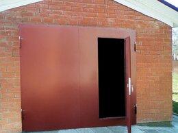 Заборы и ворота - Ворота для гаража от производителя, 0