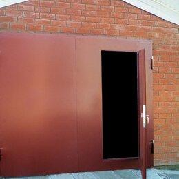 Заборы, ворота и элементы - Ворота для гаража от производителя, 0