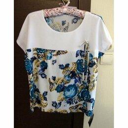 Блузки и кофточки - Блузка свободного покроя «Zolushka». 48 размер .Новая, 0