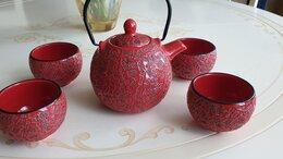Заварочные чайники - Чайный сервиз, 0