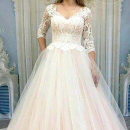 Платья - Свадебное платье Den054, 0