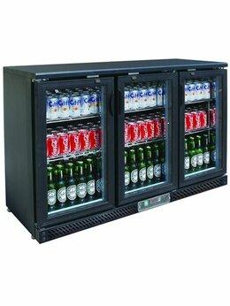Холодильные шкафы - Шкаф холодильный Gastrorag SC315G.A, 0