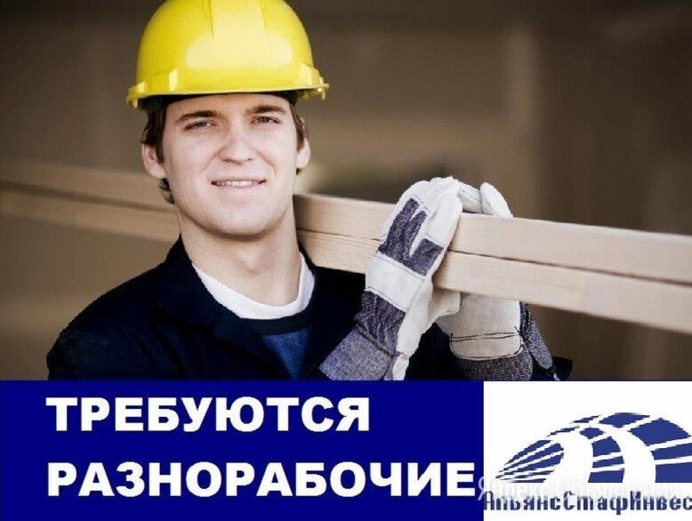 Подсобный рабочий - Разнорабочие, фото 0