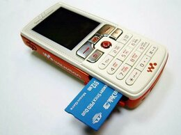 Мобильные телефоны - Новый Sony Ericsson W800i Walkman(оригинал), 0