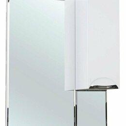 Зеркала - Зеркало-шкаф Bellezza Альфа 65 R белый, 0