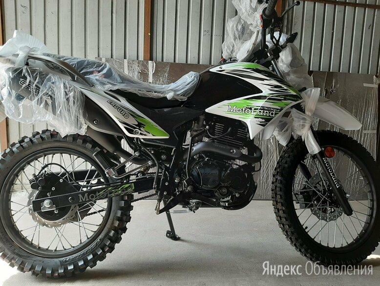 мотоцикл Мотоленд Эндуро LT250 по цене 122900₽ - Мототехника и электровелосипеды, фото 0