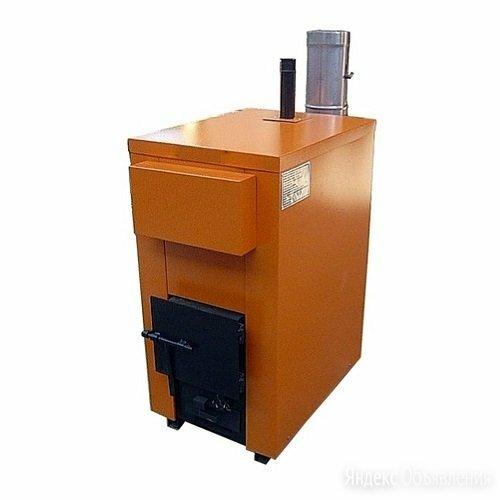 Твердотопливный пиролизный котел Ф.Б.Р.Ж. КО - 40 кВт по цене 78000₽ - Отопительные котлы, фото 0