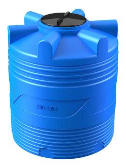 Баки - Бак 500 л для питьевой воды с крышкой, 0