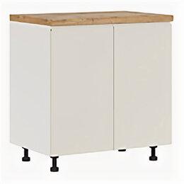 Столы и столики - Эко Лайн 1.8 шкаф-стол двухдверный под мойку 800, 0
