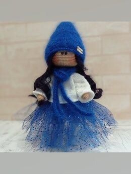 Куклы и пупсы - Кукла Тильда, 0