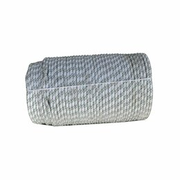 Веревки и шнуры - Плетеный капроновый шнур (70 м), 0