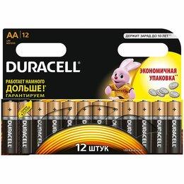Батарейки - Батарейка AA DURACELL Basic 1.5V LR6  12 шт ЦЕНА ЗА УП., 0