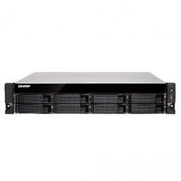 Сетевые накопители - Сетевое хранилище QNAP TS-863XU-4G, 0