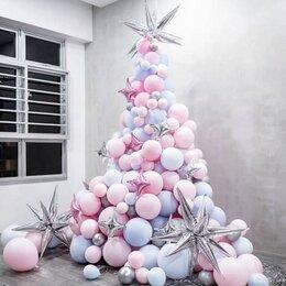 Воздушные шары - Елка с Воздушных шариков Разнокалиберная, 0
