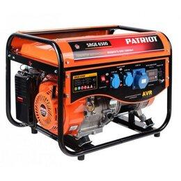 Электрогенераторы - Генератор бензиновый Patriot Max Power SRGE 6500…, 0